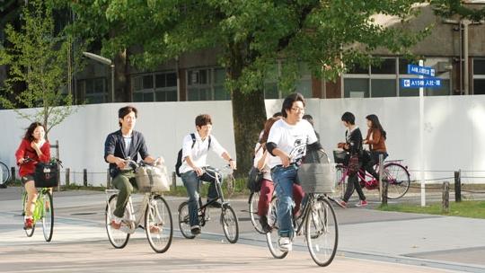 xe dap toan thang 5 thanh pho ly tuong de ban di xe dap tai Viet Nam