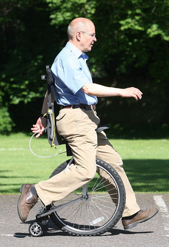 xe dap toan thang Velofeet xe dap mot banh khong pedal