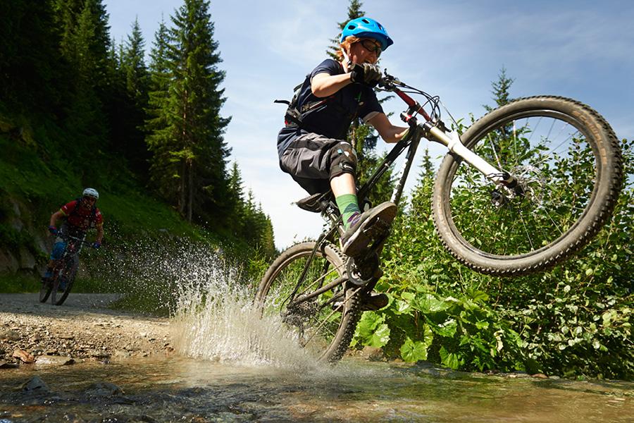 Hướng dẫn đi xe đạp: Làm thế nào để leo núi nhanh hơn