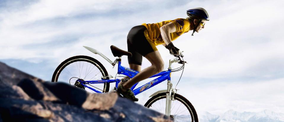 Kết quả hình ảnh cho hình ảnh đạp xe địa hình xuống dốc