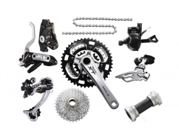 Groupset Shimano Deore XT