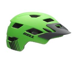 Mũ bảo hiểm xe đạp trẻ em Bell Sidetrack Youth(Xanh lá)