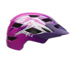 Mũ bảo hiểm xe đạp trẻ em Bell Sidetrack Youth(Hồng)