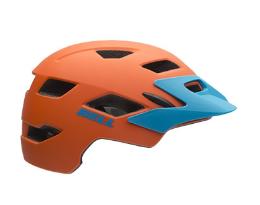 Mũ bảo hiểm xe đạp trẻ em Bell Sidetrack Youth(Cam)