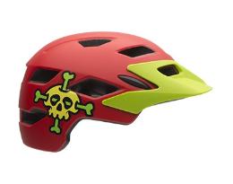 Mũ bảo hiểm xe đạp trẻ em Bell Sidetrack Youth(Đỏ)