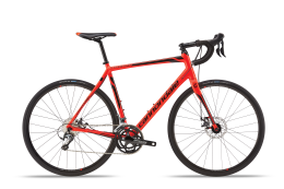 Xe đạp cuộc Cannondale Synapse Disk Tiagra Red 2016