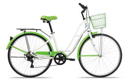 Xe đạp thời trang Jett Catina White 2016