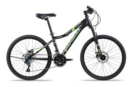 Xe đạp địa hình Jett Viper Sport Black 2016