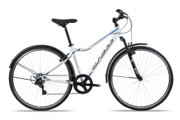 Xe đạp thể thao Jett Strada Sport White 2016