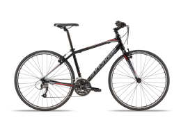 Xe đạp thể thao Cannondale Quick 5 Black 2016