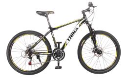 Xe đạp địa hình TRINX STRIKER K026 2016 Đen trắng vàng