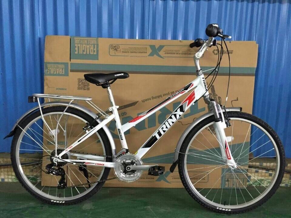 Toan Thang Cycles - Shopxedap - Xe đạp thể thao nữ TRINX MAJESTIC M100 2016