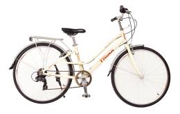 Xe đạp thời trang TRINX CUTE3.0 2016 Vàng