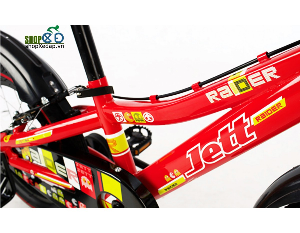 Xe đạp trẻ em - JETT RAIDER 2014
