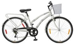 Xe đạp thời trang Baccio Serena 26 2016 Trắng