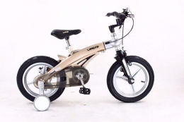Xe đạp trẻ em LANQ FD14 2016 Yellow