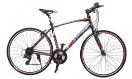 Xe đạp thể thao TRINX FREE 2.0 2016 Đen xám đỏ