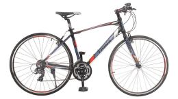 Xe đạp thể thao TRINX FREE 1.0 2016 Đen xám đỏ
