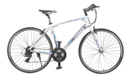 Xe đạp thể thao TRINX FREE 2.0 2016 Trắng xám