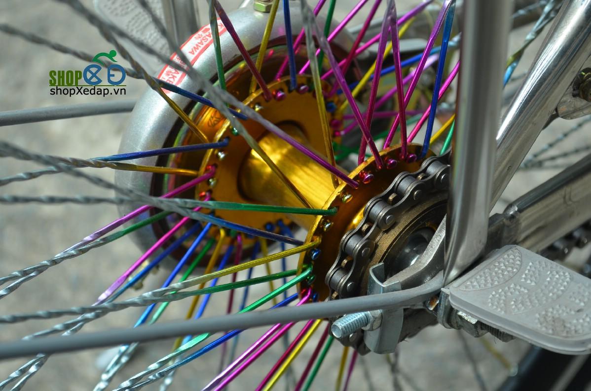 Xe đạp thông dụng 24_INOX_L1