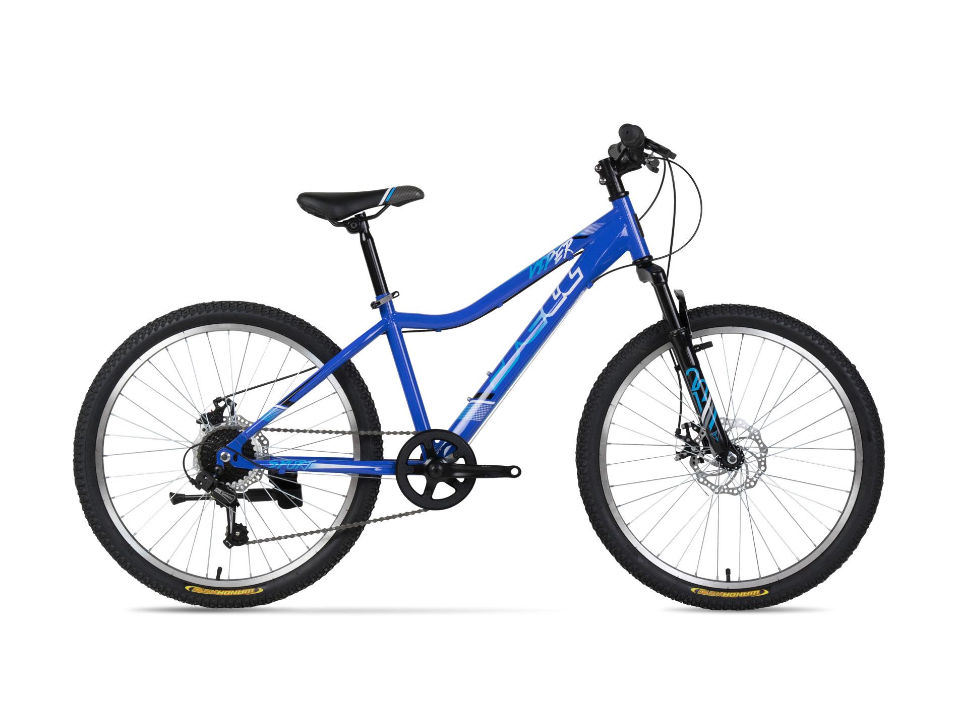 Xe đạp địa hình Jett Viper Sport 2017 xanh blue