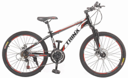 Xe đạp địa hình TRINX STRIKER K024 2016_ Đen đỏ