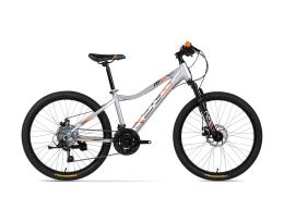 Xe đạp địa hình Jett Viper Comp 2017 SILVER