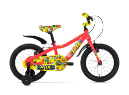 Xe đạp trẻ em Jett Raider 2017 Nam RED