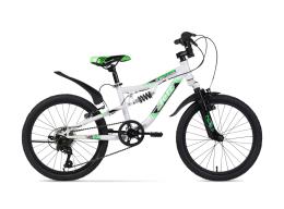 Xe đạp trẻ em Jett Spitfire 2017 WHITE