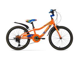 Xe đạp trẻ em Jett Striker 2017 ORANGE