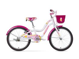 Xe đạp trẻ em Jett Candy 2017 WHITE