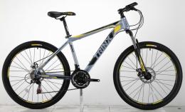 Xe đạp địa hình TRINX STRIKER K036 2016 Xám đen vàng