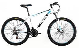 Xe đạp địa hình TRINX STRIKER K036 2016 Trắng đen XD