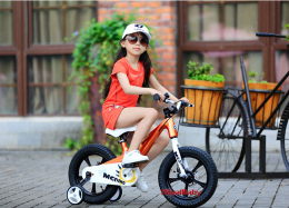 Xe đạp trẻ em Royal Baby RB14-B21 Cam