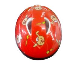 Mũ bảo hiểm xe đạp trẻ em Rapid Red