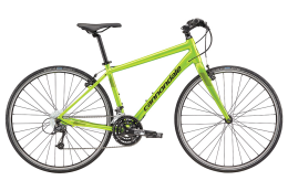 Xe đạp thể thao Cannondale Quick 4  2017 Green