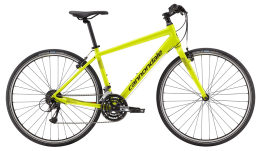 Xe đạp thể thao Cannondale Quick 6  2017 YELLOW