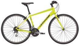 Xe đạp thể thao Cannondale Quick 7  2017 Yellow