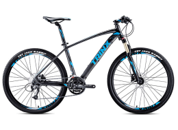 Xe đạp địa hình TRINX TX28 2017 Đen xanh dương