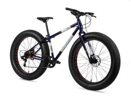 Xe đạp Fat Bike Jett  Duke 7even 2017