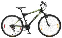 Xe đạp địa hình Vibra Aversa 600 Black 2017