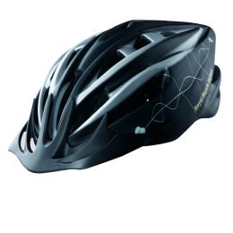 Mũ bảo hiểm xe đạp Royal BH045 Đen trắng
