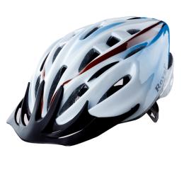 Mũ bảo hiểm xe đạp Royal BH045 Trắng Xanh dương