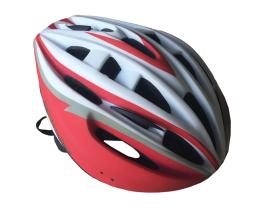 Mũ bảo hiểm xe đạp Royal BH045 Trắng đỏ