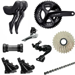 Groupset Shimano 105 R7020 Disc 2x11 speed
