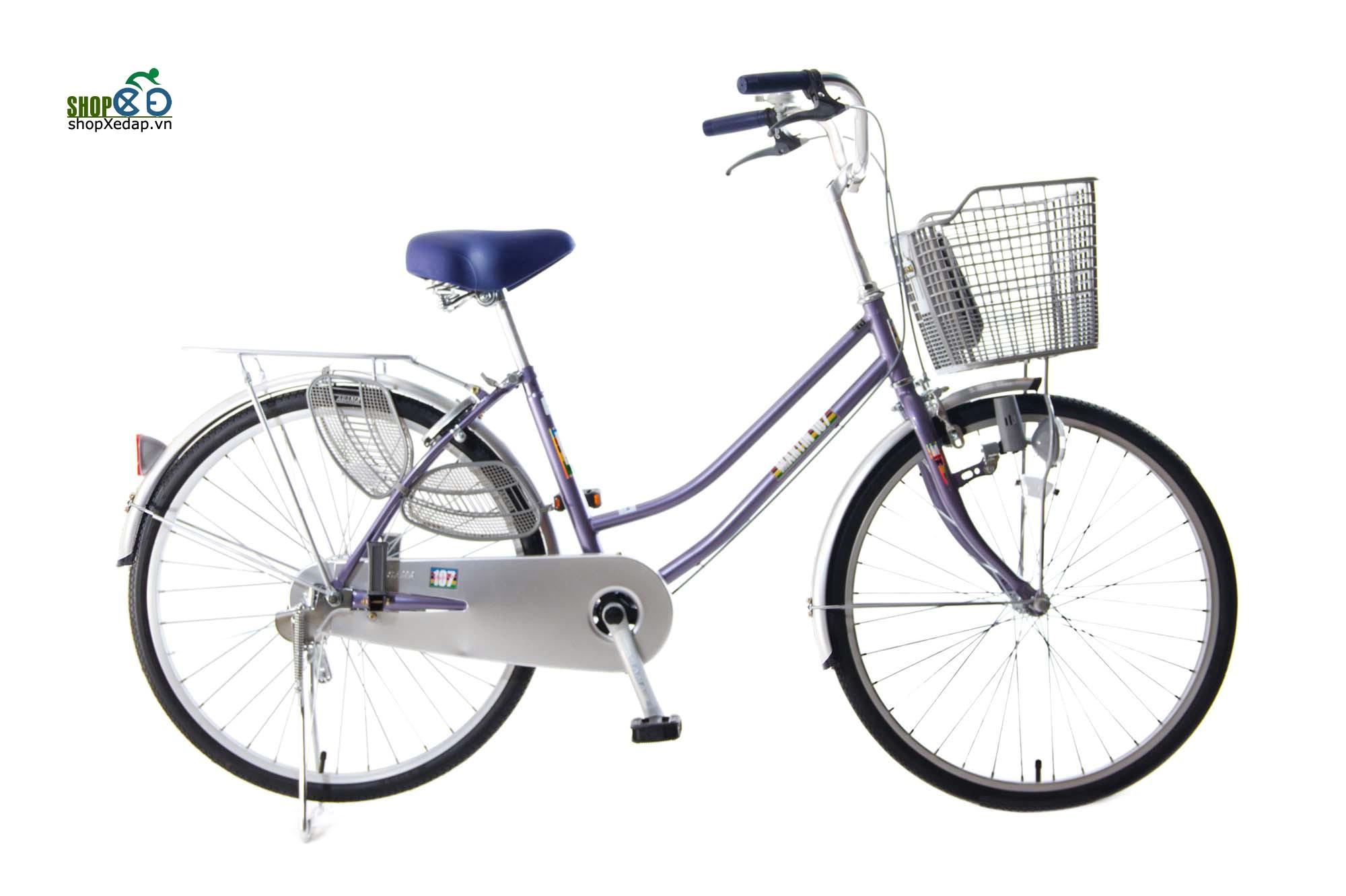 """Xe đạp thông dụng - Mini 4 mùa (24"""")"""