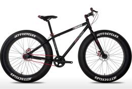 Xe đạp thể thao JETT THE DUKE BLK 2015