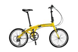 Xe đạp gấp TRINX DA2007