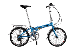 Xe đạp gấp TRINX KA2007