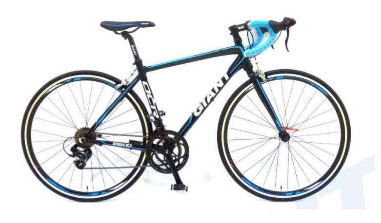 GIANT OCR 2600 2016